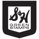 S&H (логотип S&H GREEN STAMPS)